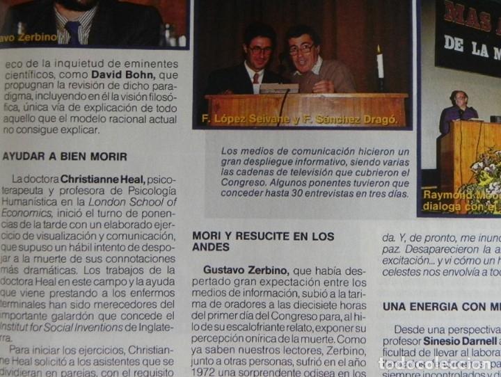 Coleccionismo de Revista Más Allá: REVISTA MÁS ALLÁ 23 AÑO 1991 MISTERIO ESOTERISMO SUEÑO HIPNOTISMO DALÍ HELIO ZENDAEL PETROGLIFOS ETC - Foto 8 - 179056711