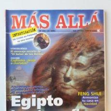 Coleccionismo de Revista Más Allá: MAS ALLA Nº 154 / 12 / 2001 EGIPTO LA OTRA ESFINGE. Lote 179125850