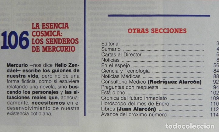 Coleccionismo de Revista Más Allá: REVISTA MÁS ALLÁ 23 AÑO 1991 MISTERIO ESOTERISMO SUEÑO HIPNOTISMO DALÍ HELIO ZENDAEL PETROGLIFOS ETC - Foto 4 - 179056711