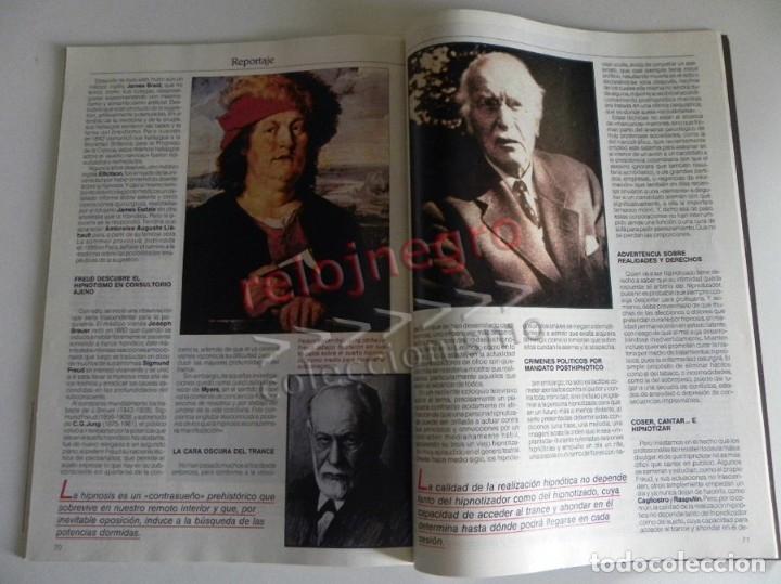 Coleccionismo de Revista Más Allá: REVISTA MÁS ALLÁ 23 AÑO 1991 MISTERIO ESOTERISMO SUEÑO HIPNOTISMO DALÍ HELIO ZENDAEL PETROGLIFOS ETC - Foto 7 - 179056711