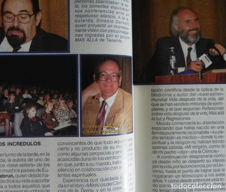 Coleccionismo de Revista Más Allá: REVISTA MÁS ALLÁ 23 AÑO 1991 MISTERIO ESOTERISMO SUEÑO HIPNOTISMO DALÍ HELIO ZENDAEL PETROGLIFOS ETC - Foto 9 - 179056711