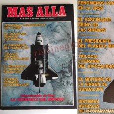 Coleccionismo de Revista Más Allá: REVISTA MÁS ALLÁ 24 AÑO 1991 MISTERIO ESOTERISMO FENÓMENOS PARANORMALES EN URSS VIRGEN DE GUADALUPE. Lote 179154668