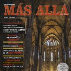 Coleccionismo de Revista Más Allá: MAS ALLA N. 352 - EN PORTADA: CATEDRALES, EL MISTERIO DE LOS TEMPLOS GOTICOS (NUEVA). Lote 222828608