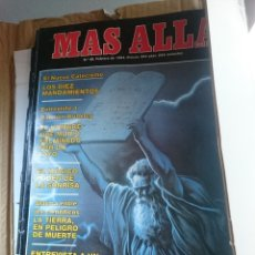 Coleccionismo de Revista Más Allá: REVISTA MAS ALLA - N 48 FEBRERO 1993 ---MAL ESTADO - VER FOTOS. Lote 183219032