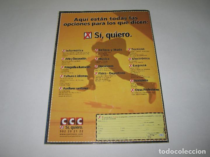 Coleccionismo de Revista Más Allá: MÁS ALLÁ - núm. 115 - EN BUSCA DE DIOS 1 parte de 2 - Lise Thouin - Ovnis - 1998 - Foto 3 - 183889778