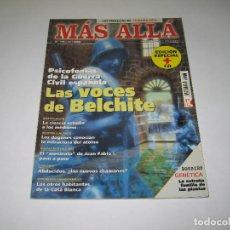 Coleccionismo de Revista Más Allá: MÁS ALLÁ - NÚM. 178 - LAS VOCES DE BELCHITE - 2003. Lote 183891157