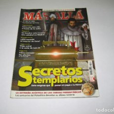 Collectionnisme de Magazine Más Allá: MÁS ALLÁ - NÚM. 187 - SECRETOS TEMPLARIOS - 2004. Lote 183891258