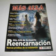 Coleccionismo de Revista Más Allá: MÁS ALLÁ - NÚM. 232 - MÁS ALLÁ DE LA MUERTE REENCARNACIÓN - TUNGUSKA - 2008. Lote 183891747
