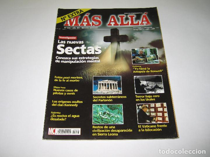 MÁS ALLÁ - NÚM. 233 - NÚMERO EXTRA!! LAS NUEVAS SECTAS - 2008 (Coleccionismo - Revistas y Periódicos Modernos (a partir de 1.940) - Revista Más Allá)
