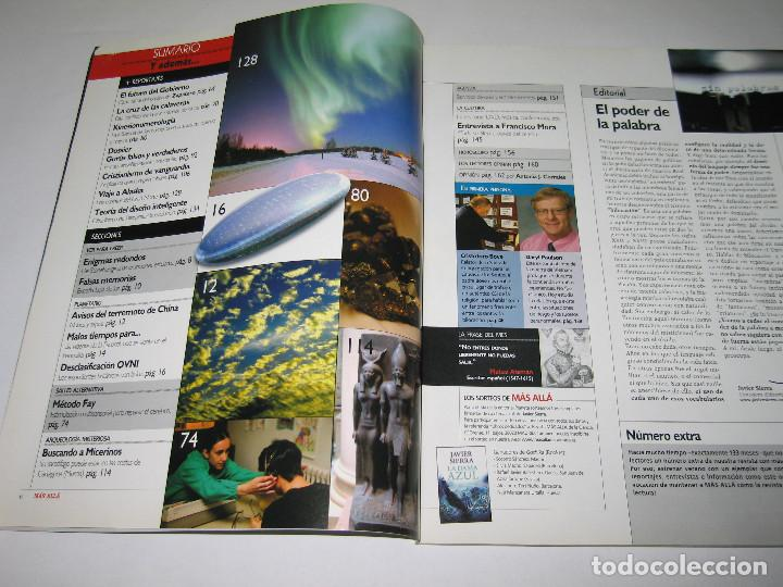 Coleccionismo de Revista Más Allá: MÁS ALLÁ - núm. 233 - NÚMERO EXTRA!! LAS NUEVAS SECTAS - 2008 - Foto 3 - 183891852