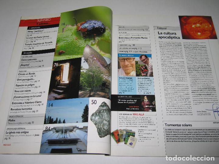 Coleccionismo de Revista Más Allá: MÁS ALLÁ - núm. 234 - 2012 El fin del mundo según las nuevas PROFECÍAS - 2008 - Foto 3 - 183892012