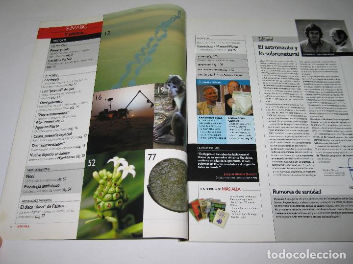 Coleccionismo de Revista Más Allá: MÁS ALLÁ - núm. 235 - Los misterios de la ciudad del Sol EGIPTO - 2008 - Foto 3 - 183892095
