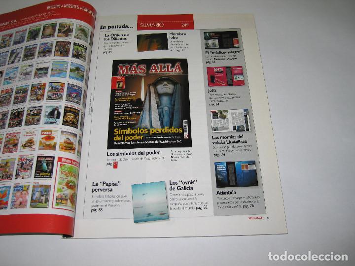 Coleccionismo de Revista Más Allá: MÁS ALLÁ - núm. 249 - SÍMBOLOS PERDIDOS DEL PODER - 2009 - Foto 2 - 183892160