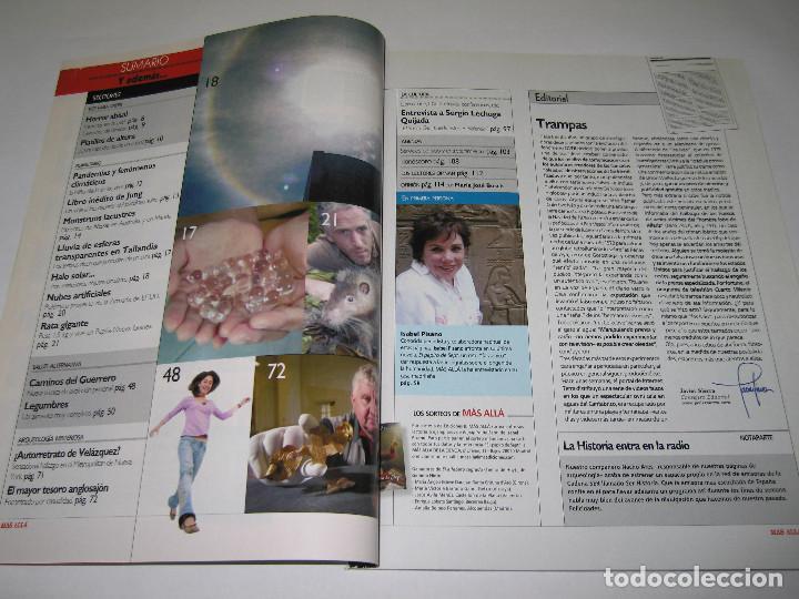Coleccionismo de Revista Más Allá: MÁS ALLÁ - núm. 249 - SÍMBOLOS PERDIDOS DEL PODER - 2009 - Foto 3 - 183892160