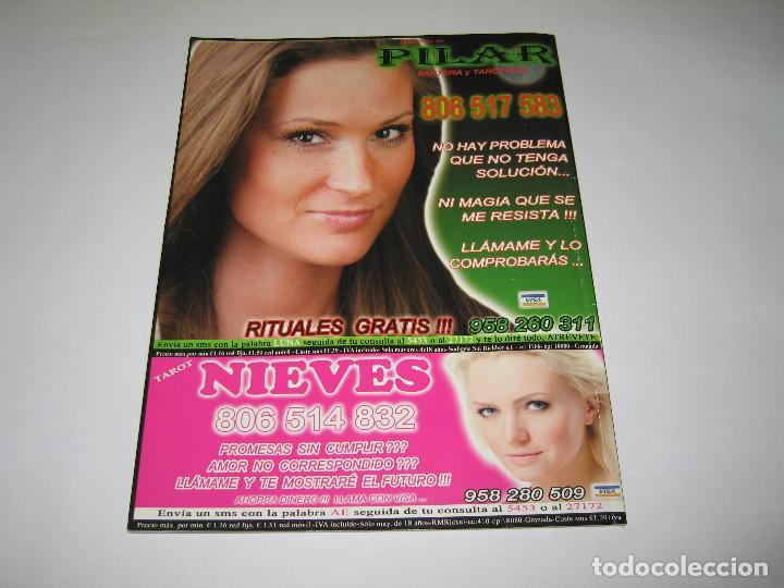 Coleccionismo de Revista Más Allá: MÁS ALLÁ - núm. 249 - SÍMBOLOS PERDIDOS DEL PODER - 2009 - Foto 4 - 183892160