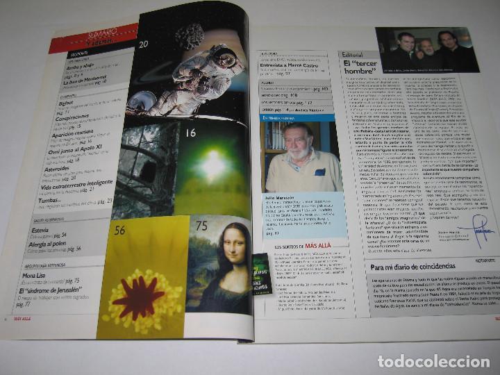 Coleccionismo de Revista Más Allá: MÁS ALLÁ - núm. 253 - EL FACTOR (TERCER HOMBRE) SERES QUE NOS PROTEGEN - 2010 - Foto 3 - 183892320