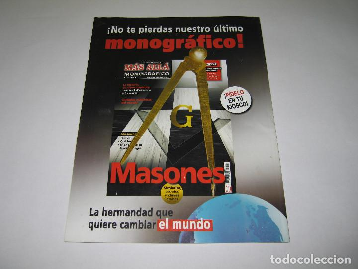 Coleccionismo de Revista Más Allá: MÁS ALLÁ - núm. 253 - EL FACTOR (TERCER HOMBRE) SERES QUE NOS PROTEGEN - 2010 - Foto 4 - 183892320