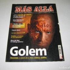 Coleccionismo de Revista Más Allá: MÁS ALLÁ - NÚM. 256 - GOLEM - SANGRE DE CRISTO - AVALON - NOÉ - 2010. Lote 183892411