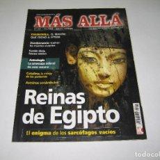 Coleccionismo de Revista Más Allá: MÁS ALLÁ - NÚM. 257 - REINAS DE EGIPTO - CHURCHILL - ZOMBIMANÍA - 2010. Lote 183892507