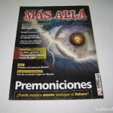 Coleccionismo de Revista Más Allá: MÁS ALLÁ - NÚM. 261 - PREMONICIONES - MENSAJES EN CLAVE - 2010. Lote 183892562