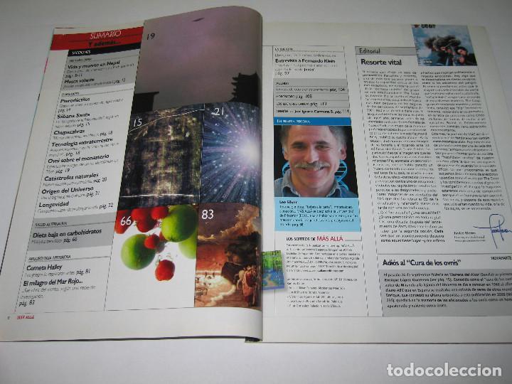 Coleccionismo de Revista Más Allá: MÁS ALLÁ - núm. 261 - PREMONICIONES - MENSAJES EN CLAVE - 2010 - Foto 3 - 183892562