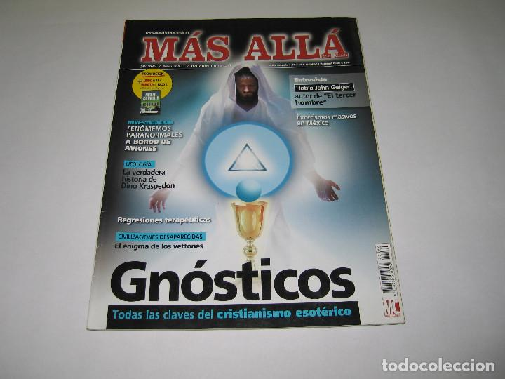MÁS ALLÁ - NÚM. 262 - GNÓSTICOS - VETTONES - EXORCISMOS - 2010 (Coleccionismo - Revistas y Periódicos Modernos (a partir de 1.940) - Revista Más Allá)