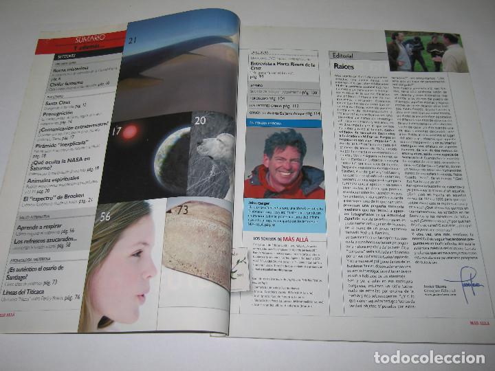Coleccionismo de Revista Más Allá: MÁS ALLÁ - núm. 262 - GNÓSTICOS - Vettones - Exorcismos - 2010 - Foto 3 - 183892600