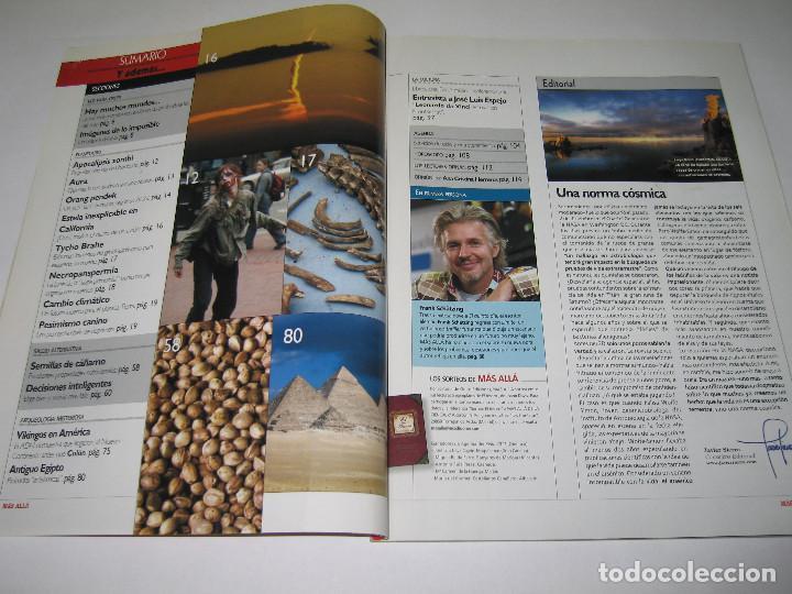 Coleccionismo de Revista Más Allá: MÁS ALLÁ - núm. 263 - MISTERIOS BAJO TIERRA de Egipto a Troya - 2011 - Foto 3 - 183892650