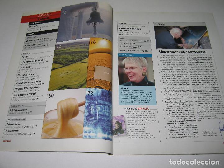 Coleccionismo de Revista Más Allá: MÁS ALLÁ - núm. 270 - MIEDO una emoción que puede matarnos - 2011 - Foto 3 - 183892712