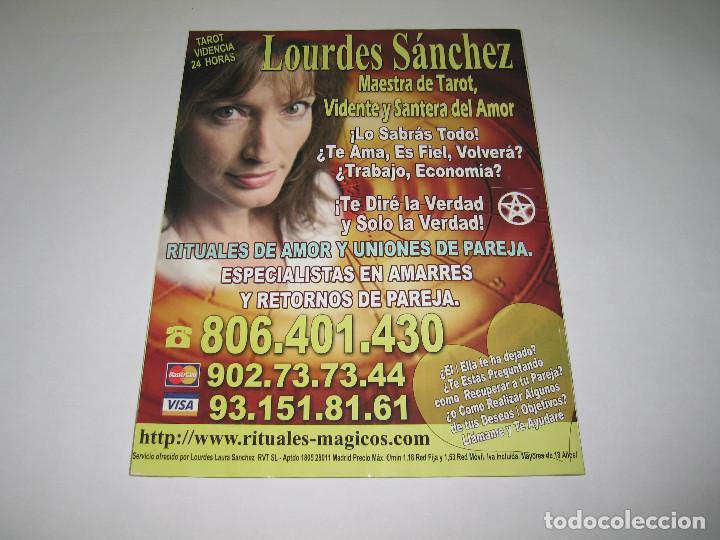 Coleccionismo de Revista Más Allá: MÁS ALLÁ - núm. 270 - MIEDO una emoción que puede matarnos - 2011 - Foto 4 - 183892712