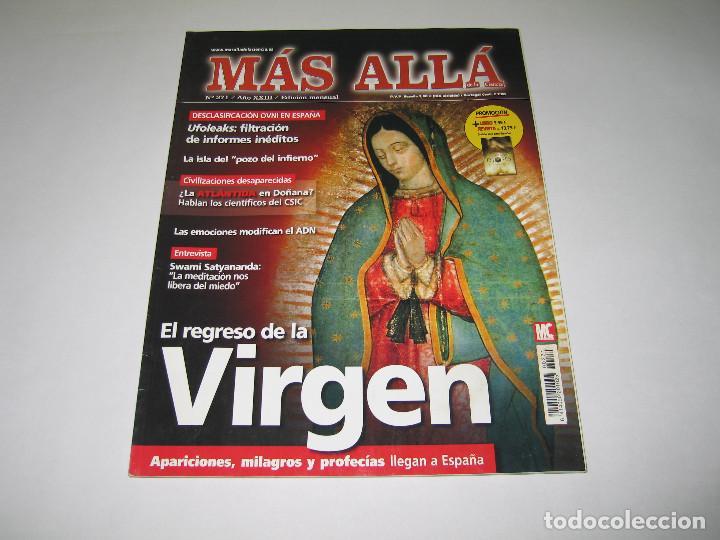 MÁS ALLÁ - NÚM. 271 - EL REGRESO DE LA VIRGEN - 2011 (Coleccionismo - Revistas y Periódicos Modernos (a partir de 1.940) - Revista Más Allá)
