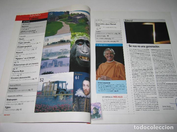 Coleccionismo de Revista Más Allá: MÁS ALLÁ - núm. 271 - EL REGRESO DE LA VIRGEN - 2011 - Foto 3 - 183892757