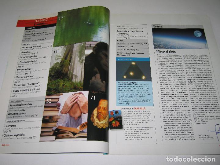 Coleccionismo de Revista Más Allá: MÁS ALLÁ - núm. 272 - ¿QUE HAY AL OTRO LADO? - Transgénicos - Apagafarolas - 2011 - Foto 3 - 183892825