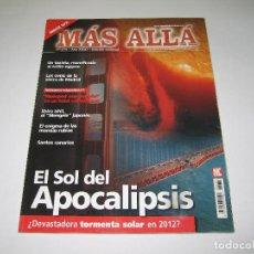 Coleccionismo de Revista Más Allá: MÁS ALLÁ - NÚM. 274 - EL SOL DEL APOCALIPSIS - 2011. Lote 183892913