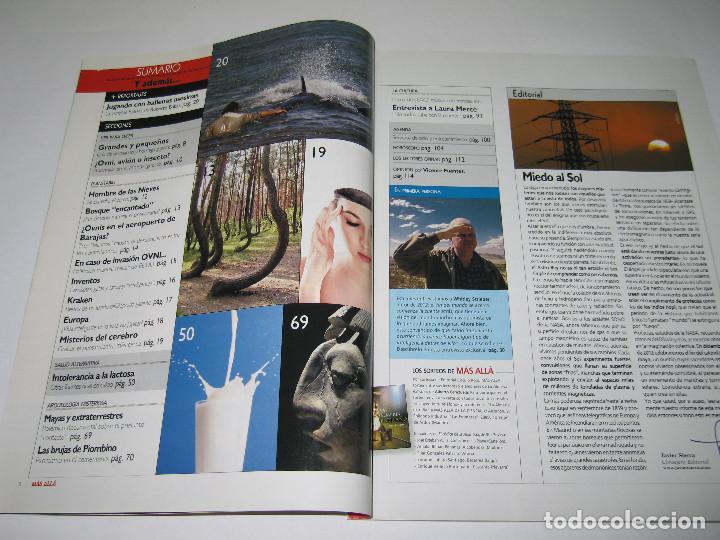Coleccionismo de Revista Más Allá: MÁS ALLÁ - núm. 274 - EL SOL DEL APOCALIPSIS - 2011 - Foto 3 - 183892913