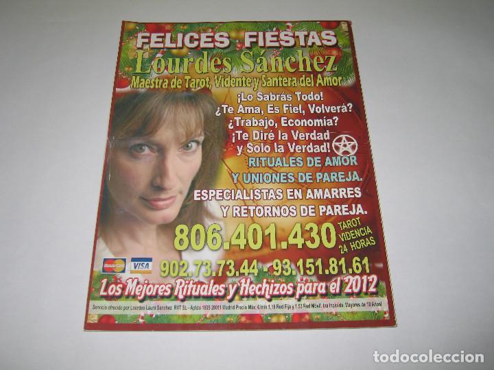 Coleccionismo de Revista Más Allá: MÁS ALLÁ - núm. 274 - EL SOL DEL APOCALIPSIS - 2011 - Foto 4 - 183892913