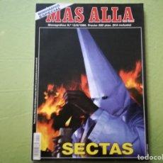 Coleccionismo de Revista Más Allá: REVISTA MAS ALLÁ . MONOGRAFICO Nº 13 . SECTAS. Lote 190027411