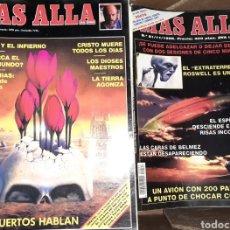 Coleccionismo de Revista Más Allá: MAS ALLA. Lote 190081612