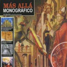 Coleccionismo de Revista Más Allá: MAS ALLA MONOGRAFICO N. 87 - TEMA: ESOTERISMO Y OCULTISMO EN LA EDAD MEDIA (NUEVA). Lote 190345988