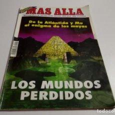 Coleccionismo de Revista Más Allá: REVISTA MONOGRAFICO MAS ALLA NUMERO 26 - 09 - 1998 BUEN ESTADO. Lote 191213247