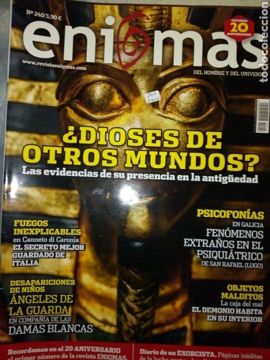 Coleccionismo de Revista Más Allá: Lote 34 revistas de misterio, Más allá, Año Cero y Enigmas - Foto 2 - 191277755
