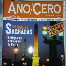 Coleccionismo de Revista Más Allá: LOTE 34 REVISTAS DE MISTERIO, MÁS ALLÁ, AÑO CERO Y ENIGMAS. Lote 191277755
