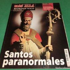 Coleccionismo de Revista Más Allá: MÁS ALLÁ MONOGRÁFICO Nº 62 / AÑO XXIV: SANTOS PARANORMALES. Lote 192761662