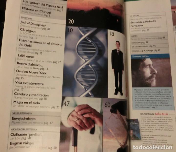 Coleccionismo de Revista Más Allá: MÁS ALLÁ MENSUAL Nº 275 / AÑO XXIV: ¿QUIÉN ERA JESÚS? - Foto 3 - 192761716
