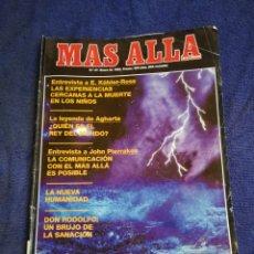 Coleccionismo de Revista Más Allá: REVISTA MAS ALLA NUMERO 47. Lote 194385746
