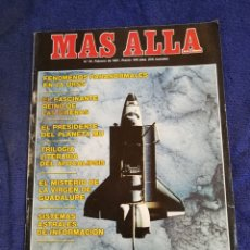 Coleccionismo de Revista Más Allá: REVISTA MAS ALLA NUMERO 24. Lote 194386551