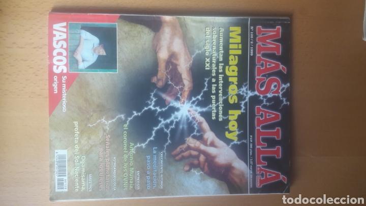 Coleccionismo de Revista Más Allá: LOTE 11 REVISTAS MÁS ALLÁ - Foto 2 - 198542627