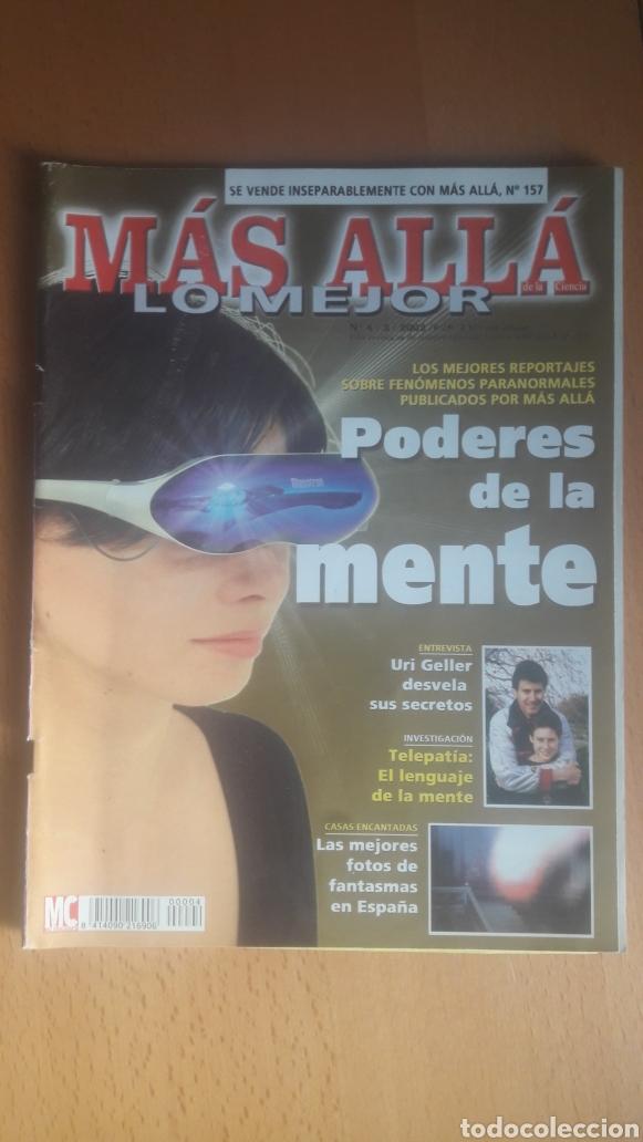 Coleccionismo de Revista Más Allá: LOTE 11 REVISTAS MÁS ALLÁ - Foto 10 - 198542627