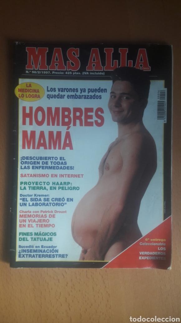 Coleccionismo de Revista Más Allá: LOTE 11 REVISTAS MÁS ALLÁ - Foto 11 - 198542627