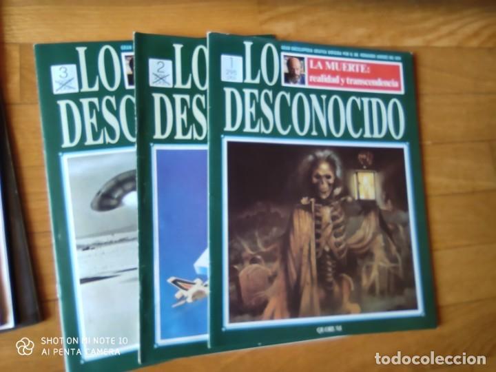 Coleccionismo de Revista Más Allá: MÁS ALLÁ REVISTA. 61 NUMS Y 3 MONOGRÁFICOS. Y CATALOGOS - Foto 5 - 202393628